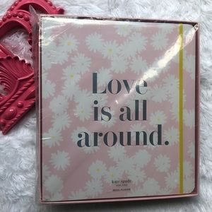 Kate Spade Bridal Planner, Love Is All